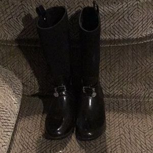 US) Women's Michael Kors Boots, worn excell. Cond.
